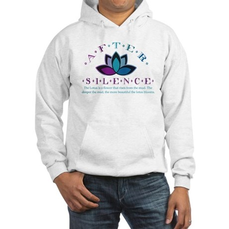After Silence Hooded Sweatshirt