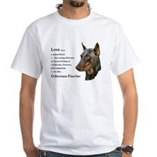 Doberman Pinscher Gifts Shirt