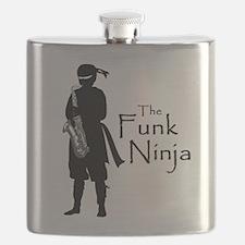 Funk Ninja Flask