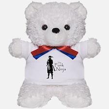 Funk Ninja Teddy Bear