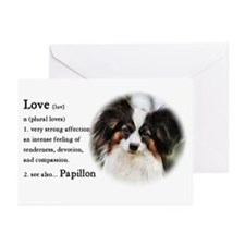 Papillon Gifts Greeting Cards (Pk of 10)
