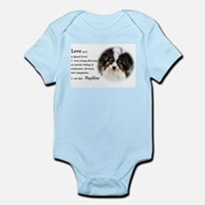 Papillon Gifts Infant Creeper