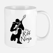 Riff Ninja Mugs