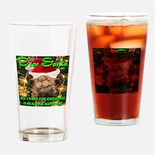 Dear Santa Hump Day Camel Health & Happiness Drink