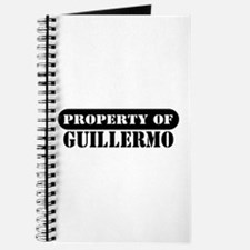 Property of Guillermo Journal