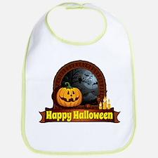 Unique Happy halloween Bib