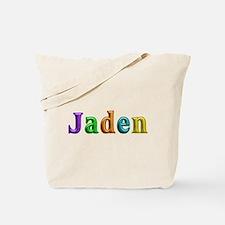 Jaden Shiny Colors Tote Bag