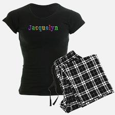 Jacquelyn Shiny Colors Pajamas