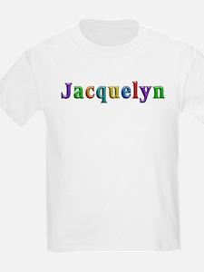 Jacquelyn Shiny Colors T-Shirt