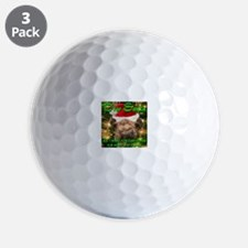 Dear Santa Hump Day Camel Golf Ball