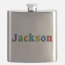 Jackson Shiny Colors Flask