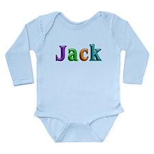 Jack Shiny Colors Body Suit