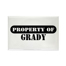 Property of Grady Rectangle Magnet