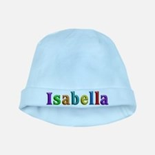 Isabella Shiny Colors baby hat