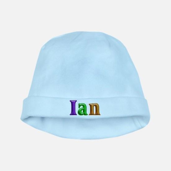 Ian Shiny Colors baby hat