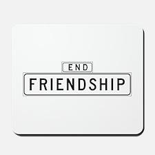 Friendship Ct., San Francisco - USA Mousepad