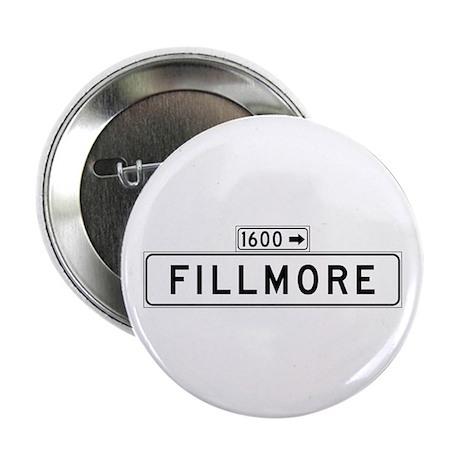 "Fillmore St., San Francisco - USA 2.25"" Button (1"