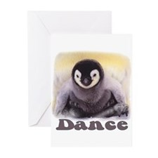 PENGUINS Greeting Cards (Pk of 10)