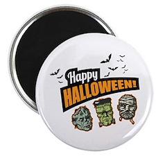 Classic Halloween Magnets