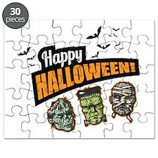 Classic Halloween Puzzle