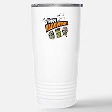 Classic Halloween Travel Mug