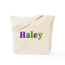 Haley Shiny Colors Tote Bag