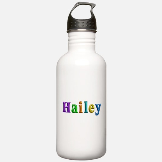 Hailey Shiny Colors Water Bottle