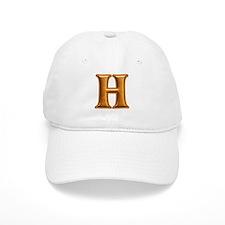 H Shiny Colors Baseball Baseball Cap