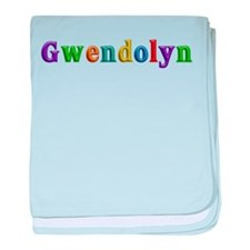 Gwendolyn Shiny Colors baby blanket