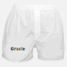 Gracie Shiny Colors Boxer Shorts
