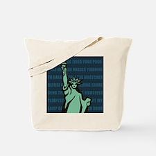 Words of Liberty Tote Bag
