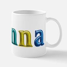 Gianna Shiny Colors Mugs