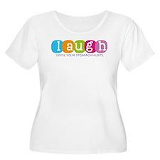 Laugh Plus Size T-Shirt