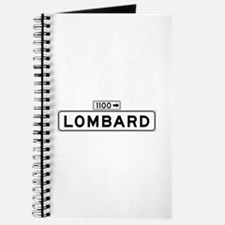 Lombard St., San Francisco - USA Journal