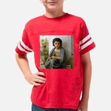 knitter_sq Youth Football Shirt
