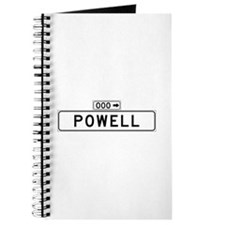 Powell St., San Francisco - USA Journal