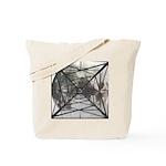 Quiet World Tote Bag