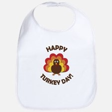 Happy Turkey Day! Bib