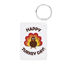 Happy Turkey Day! Keychains