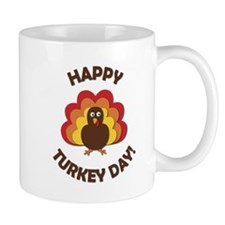 Happy Turkey Day! Mug