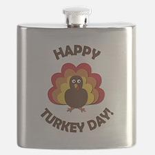 Happy Turkey Day! Flask