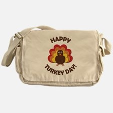 Happy Turkey Day! Messenger Bag