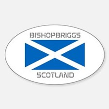 Bishopbriggs Scotland Decal