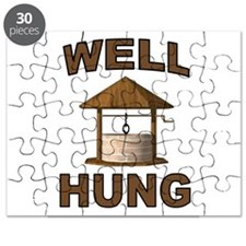WELL HUNG Puzzle