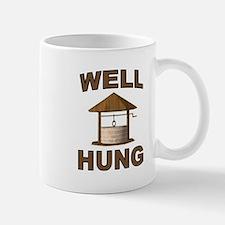 WELL HUNG Mugs
