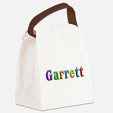 Garrett Shiny Colors Canvas Lunch Bag