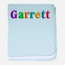 Garrett Shiny Colors baby blanket