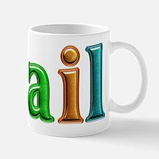 Gail Shiny Colors Mugs