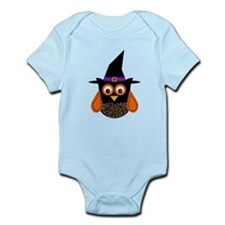 Adorable Halloween Owl Body Suit
