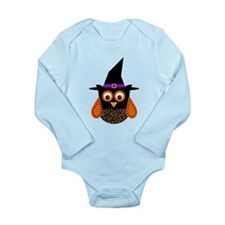 Adorable Halloween Owl Body Suit